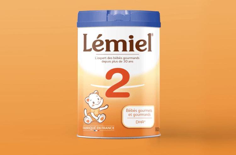 Boîte de lait Lemiel 2